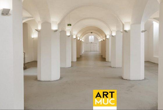 Zollgewölbe auf der Praterinsel in München
